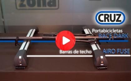 Vídeo: Transporta tu bicicleta de forma cómoda y sencilla con Cruzber
