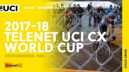 Vídeo: Van der Poel supera a Van Aert en Hoogerheide