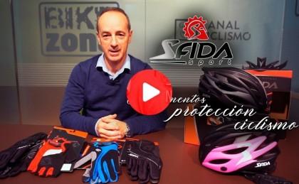 Vídeo VEOPLANET: Complementos de protección SFIDA