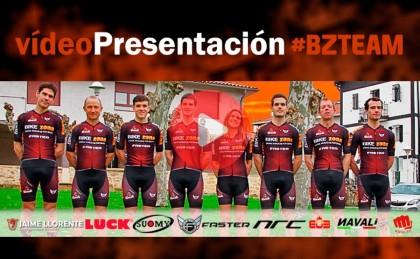 Vive la presentación del Bikezona Team en vídeo