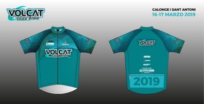 VolCAT Costa Brava presenta su maillot oficial y es espectacular