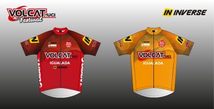 VolCAT presenta los maillots de líder, campeón y participación