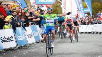 Vuelta al País Vasco: Alaphilippe  sigue en racha y gana en el Sterrato