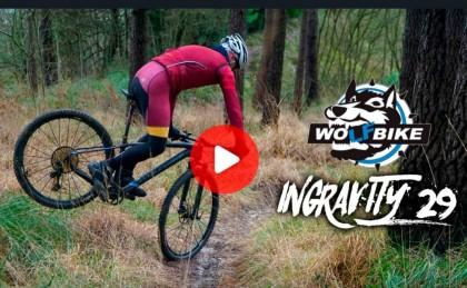Wolfbike INGRAVITY 29: Saca tu lado más salvaje