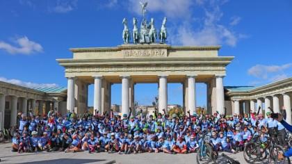 Women In Bike bate récords con más de 130 mujeres en Torrejón de Ardoz