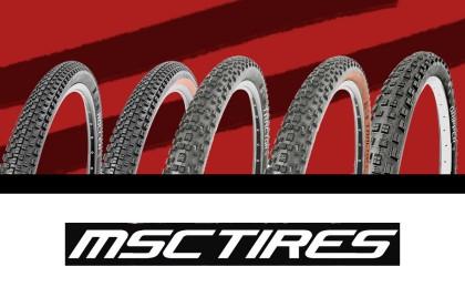 Ya a la venta los nuevos neumáticos MSC Tires