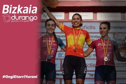 Yurani Blanco, doble campeona de España sub-23 llega al Bizkaia-Durango