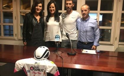 Ziortza Villa viajará a Estados Unidos para tratar de superarse en los campeonatos del mundo contrarreloj 24h