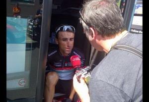 Haimar Zubeldia supera un problema cardíaco antes del Tour
