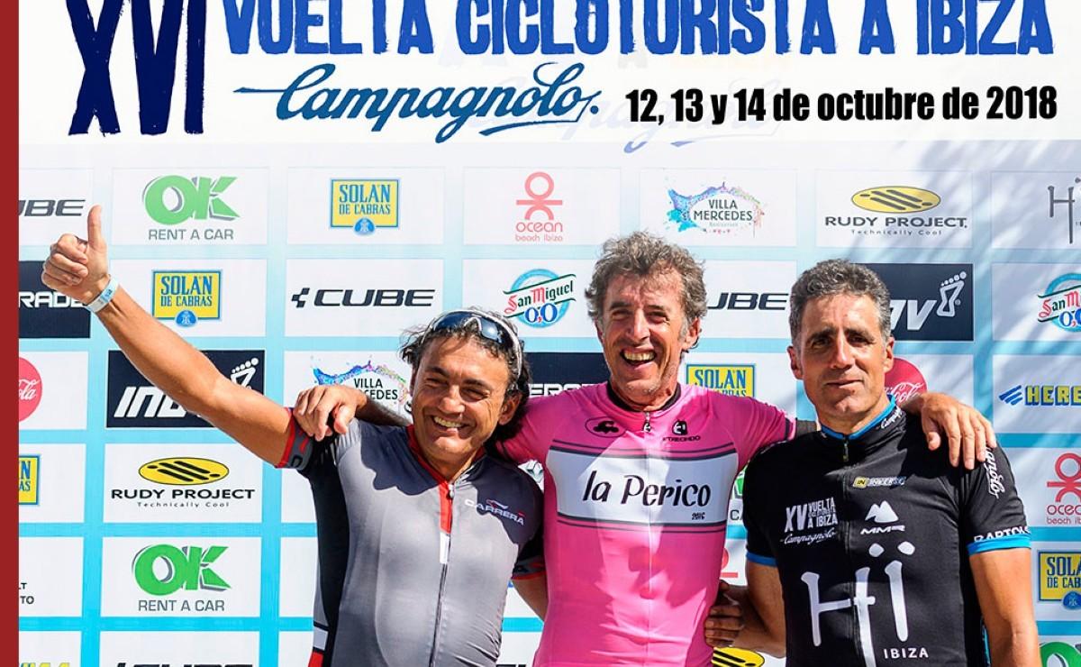 Últimos días de inscripción para la Vuelta Cicloturista a Ibiza