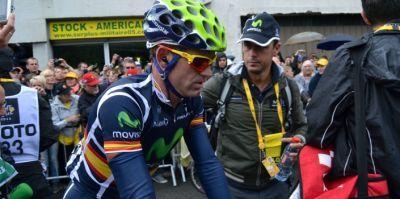 Tour de Francia: El Movistar sin suerte en la etapa 16