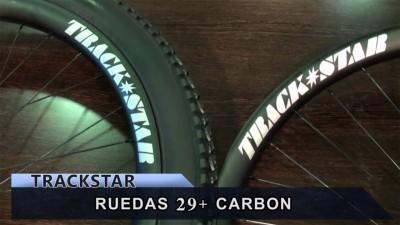 Vídeo: Las 29 plus ya están aquí. Te presentamos las TrackStar Carbon
