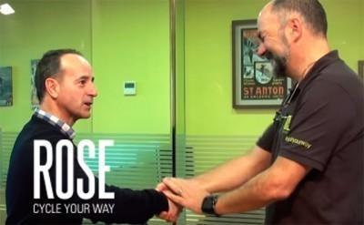 Vídeo: Monta una bicicleta exclusiva para ti con Rose
