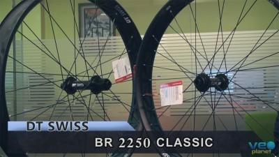 Vídeo: Ruedas DT SWISS BR 2250 CLASSIC para FatBike