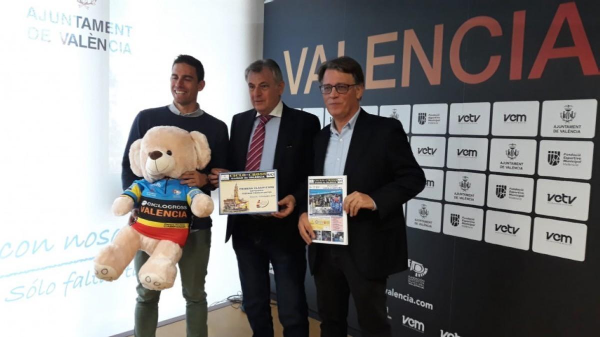 Valencia pone fin este domingo a la Copa de España de ciclocross