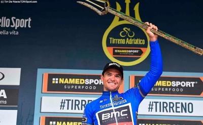 Van Avermaet gran triunfador de la Tirreno Adriático 2016