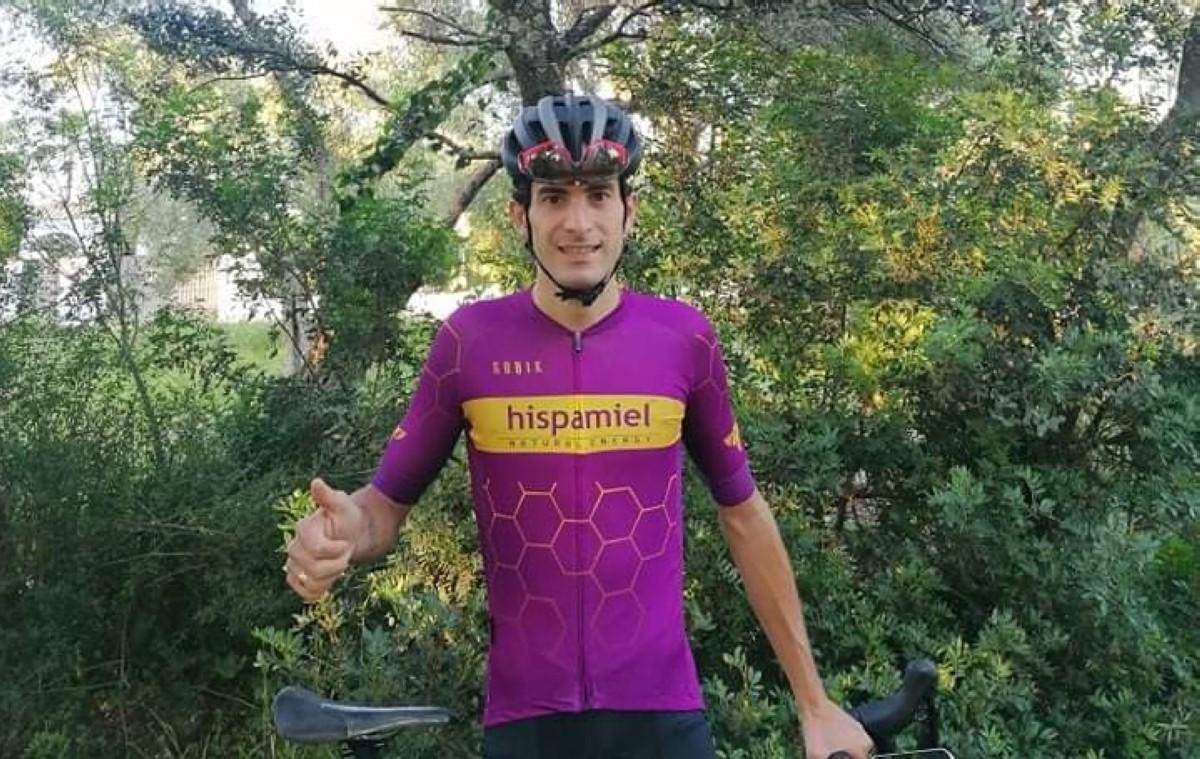 Víctor Manuel Fernández correrá con el Hispamiel Team