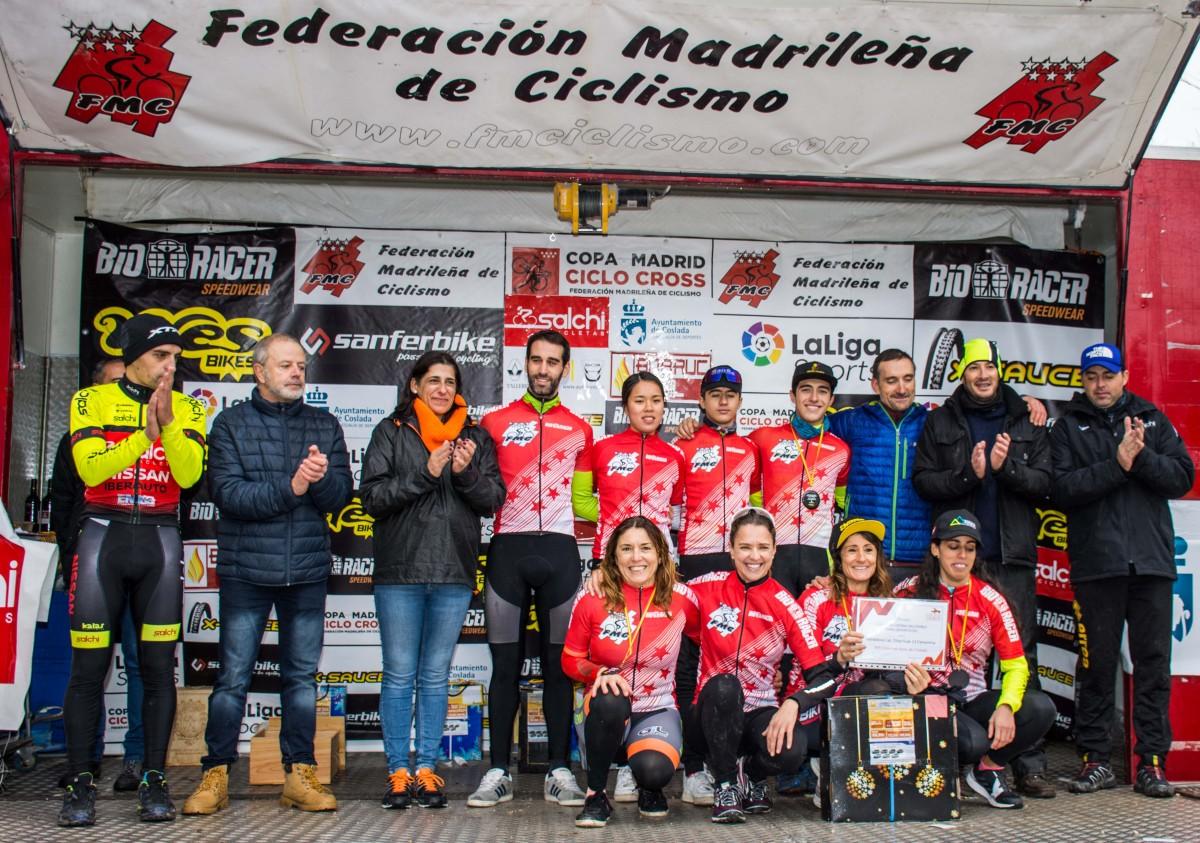 Victorias para María Fernández y Carlos Hernández en Coslada