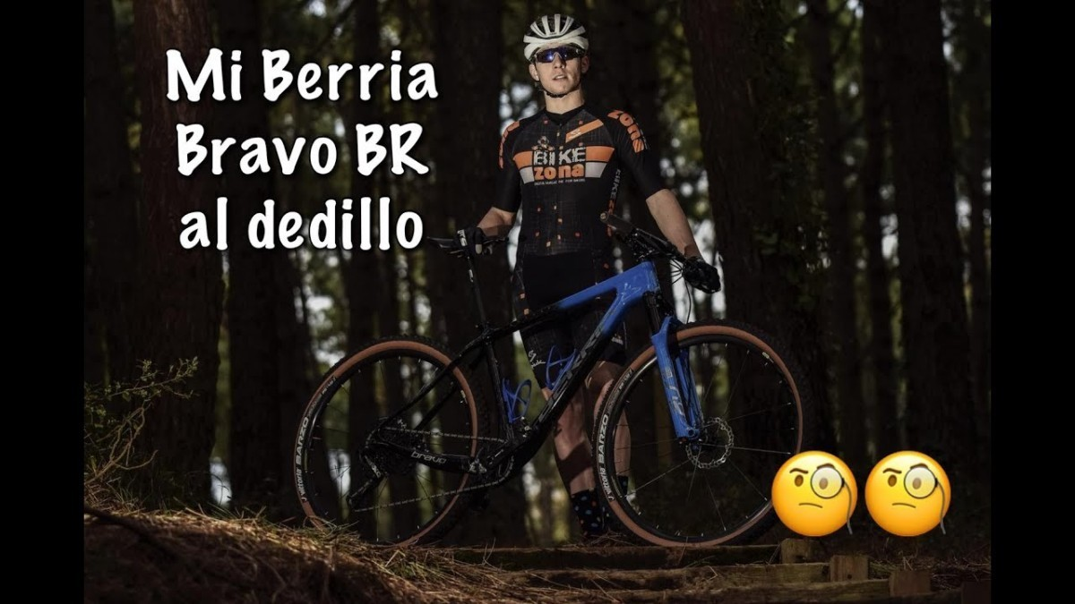 Vídeo: Adrian García presenta su nueva BERRIA Bravo BR