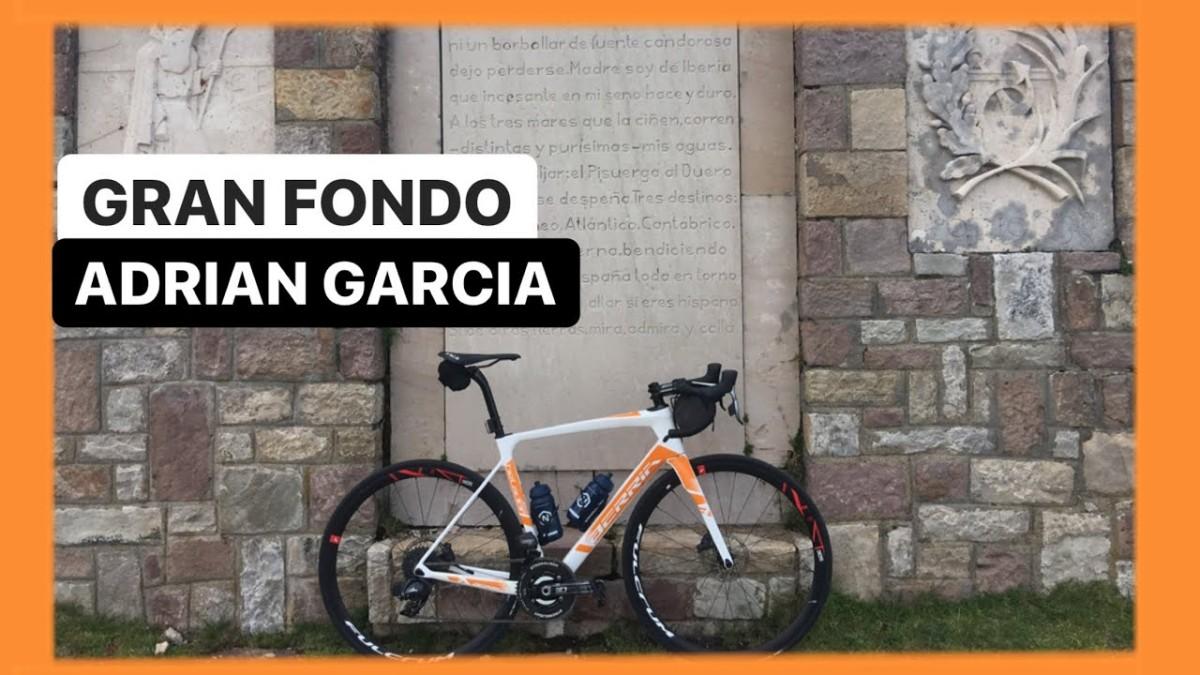 Vídeo: Así fue la Gran Fondo Adrián García