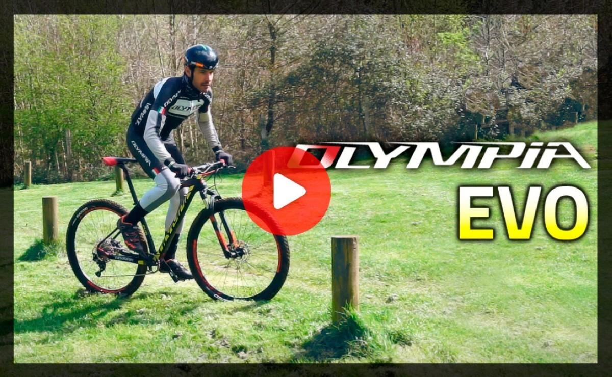 Carbono para todos con la Olympia EVO