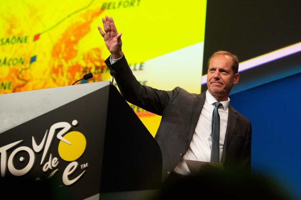 Vídeo DIRECTO: Presentación del Tour de Francia 2020
