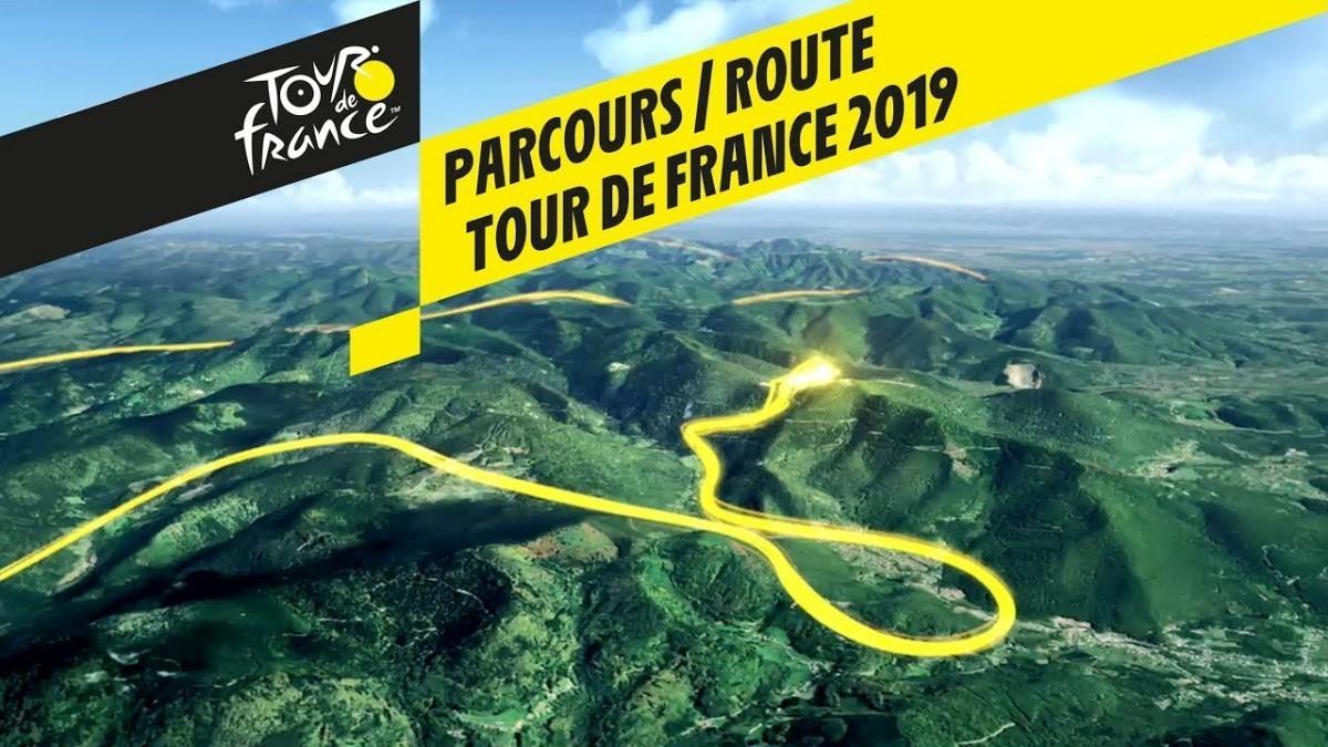 Vídeo: Etapas y recorrido del Tour de Francia 2019 que comenzará en Bruselas