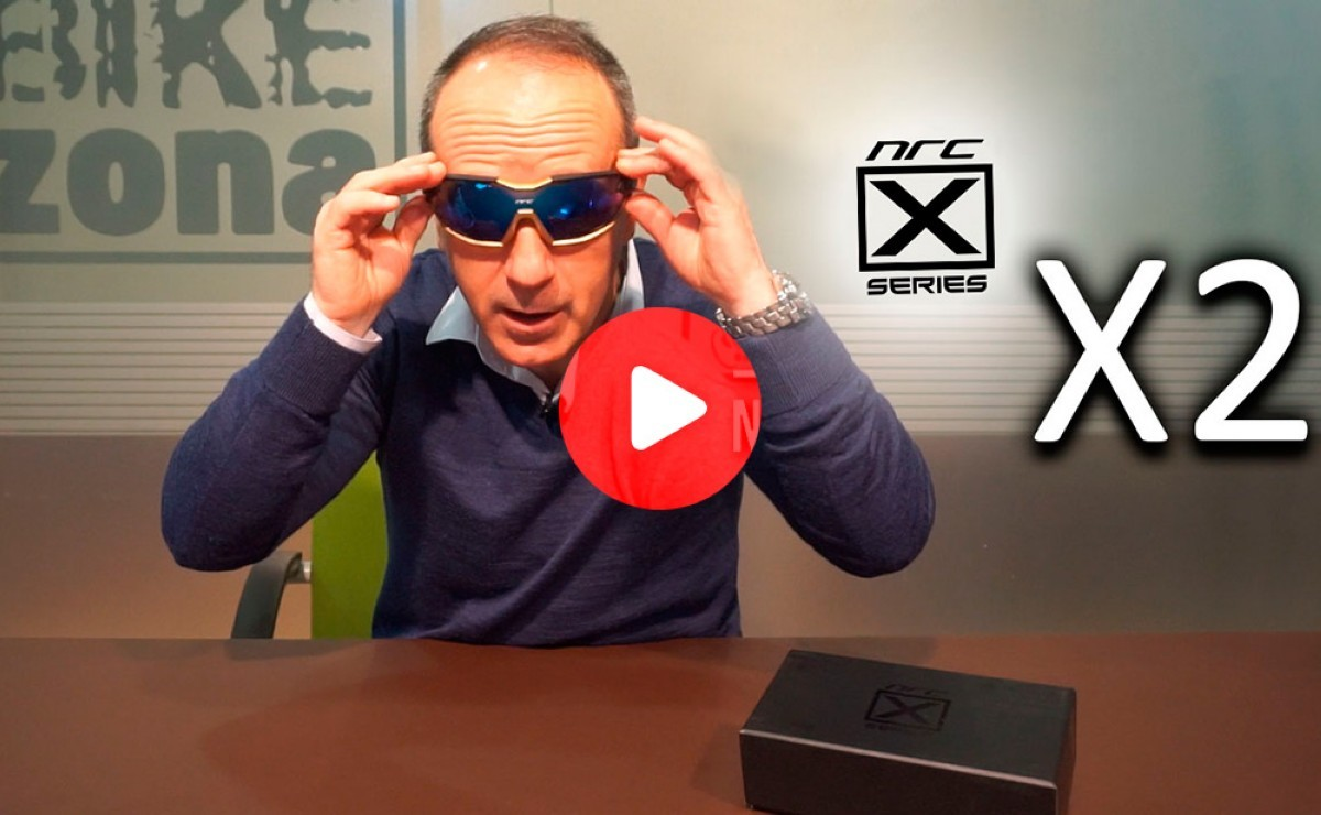Presentación:  Gafas NRC X2
