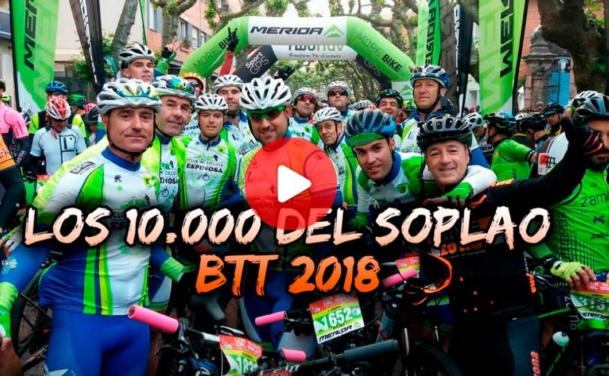 Vídeo 10.000 del Soplao 2018