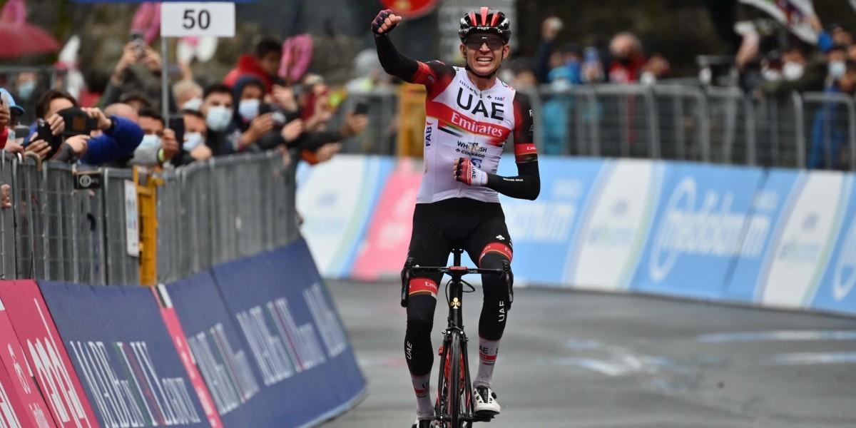 Cuarta etapa Giro de Italia<br>Vídeo resumen