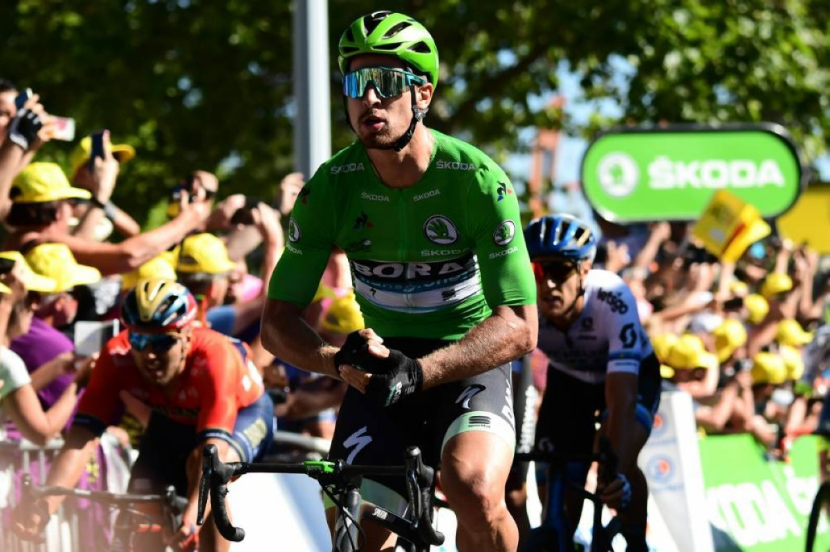 Vídeo: Primera victoria de Peter Sagan en el Tour de Francia 2019