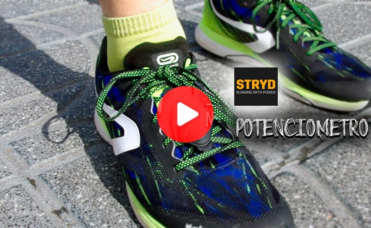 STRYD: Potenciómetro para corredores