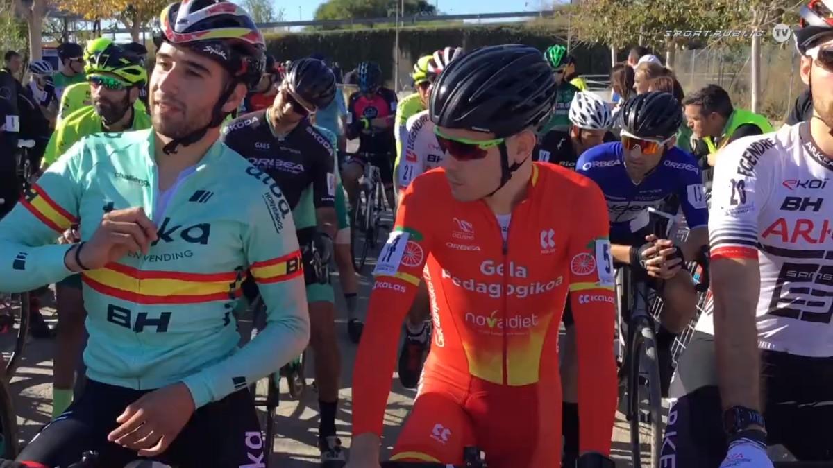 Vídeo resumen Ciclocross Ciutat de Valencia 2019