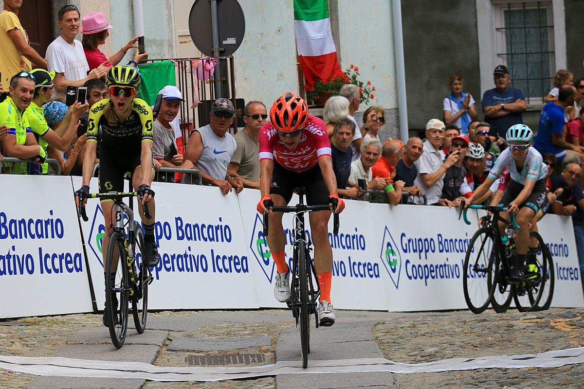 Vídeo: Resumen tercera etapa Giro Rosa con victoria para Marianne Vos
