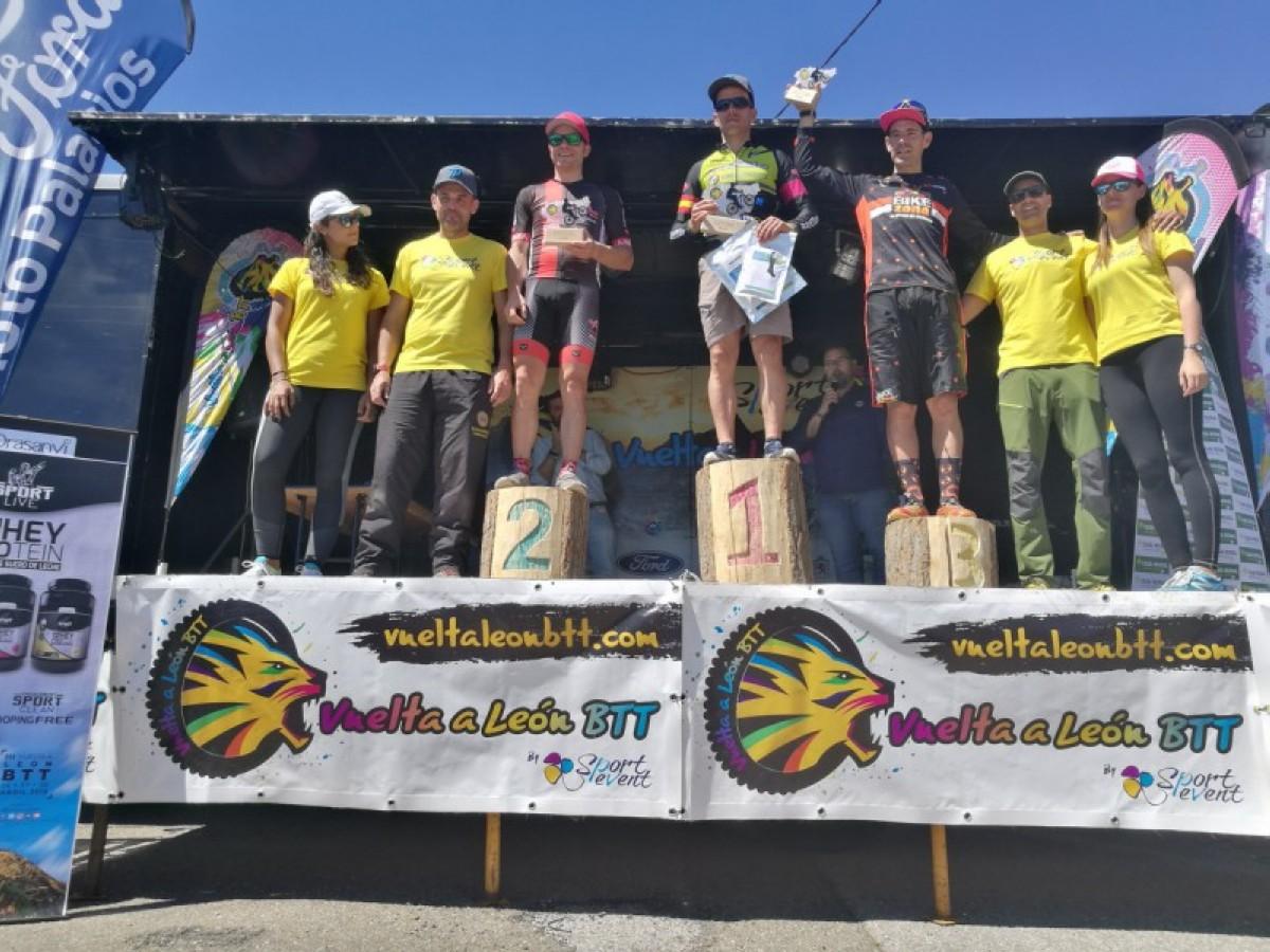 Vídeo resumen Vuelta a León BTT 2019