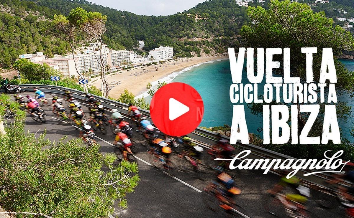 Vídeo resumen: XVII Vuelta Cicloturista a Ibiza Campagnolo