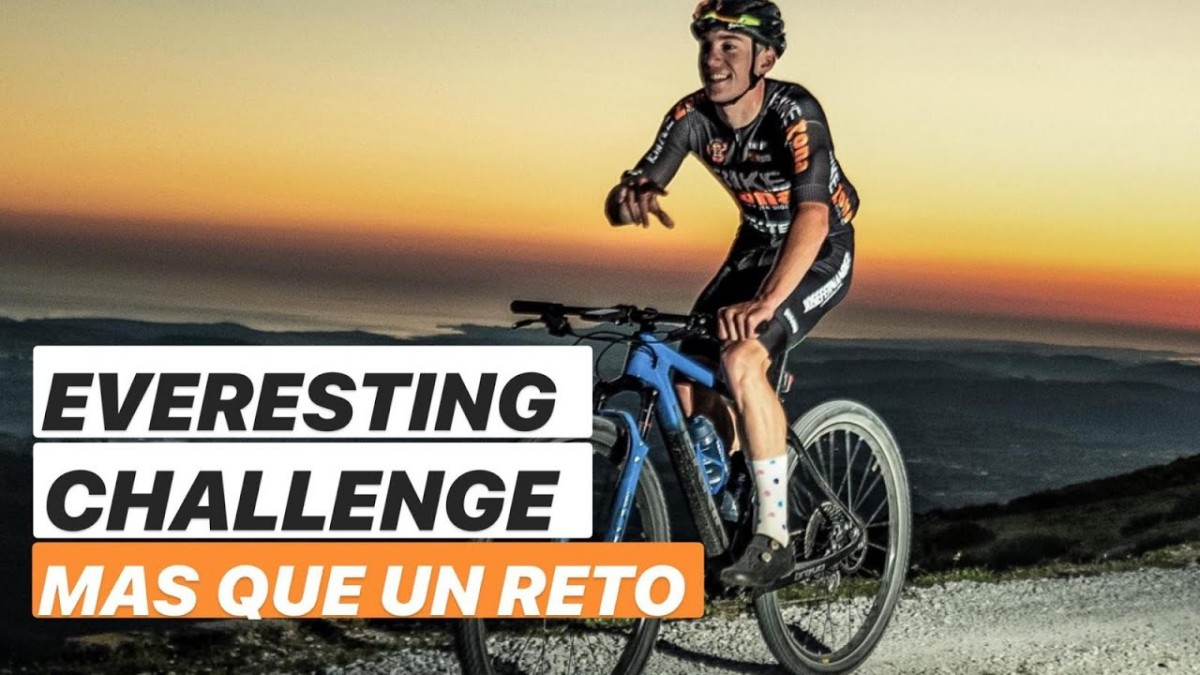 Vídeo: Reto Everesting Challenge by Adrián García