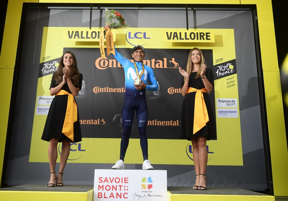 Vídeo Tour de Francia: Revive la victoria de Nairo Quintana