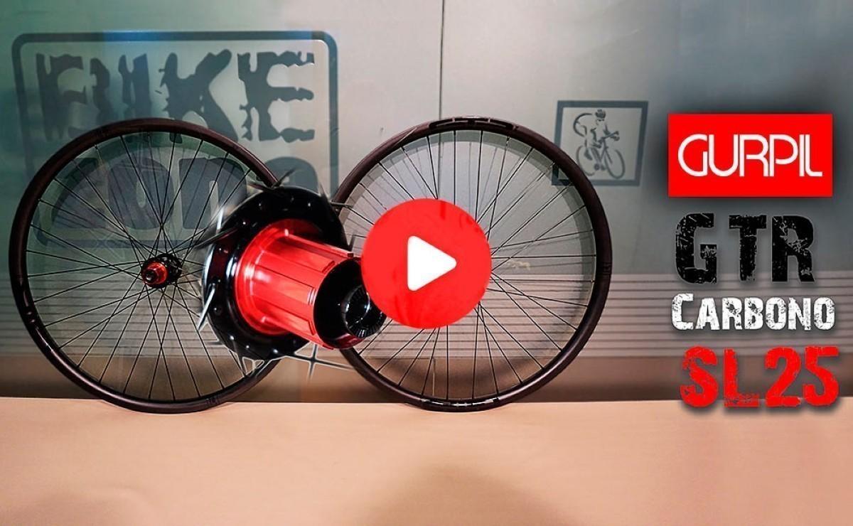 Vídeo: Te presentamos las <br>nuevas GTR Carbono SL25
