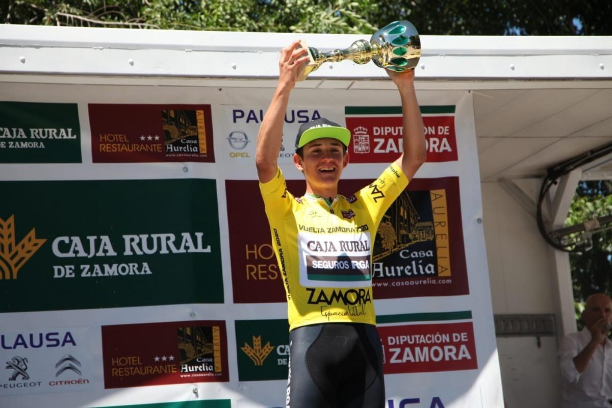Vídeoresumen: Última etapa de la Vuelta a Zamora 2020