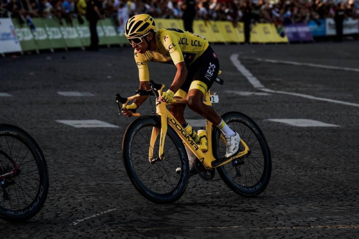 Vídeos: Resumen de lo mejor del Tour de Francia 2019