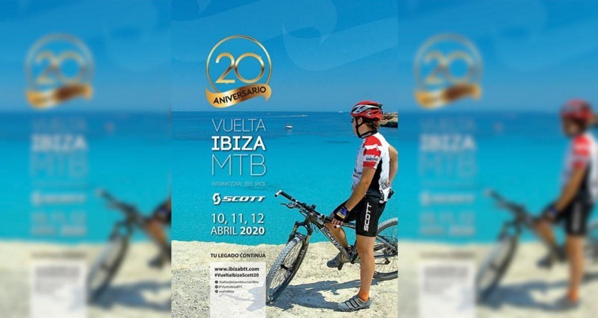 Viernes 13 a las 20:00 apertura de preinscripciones para la Vuelta a Ibiza MTB 2020