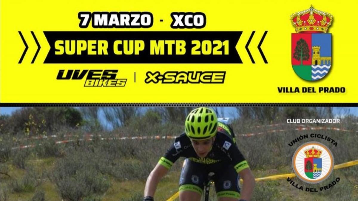 Villa del Prado próxima cita con la SuperCup MTB XCO y Kids