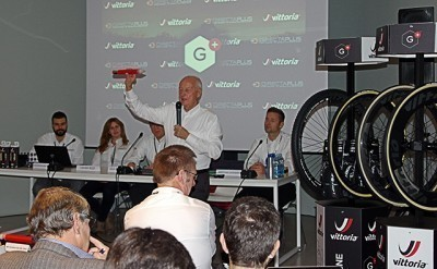 Vittoria revoluciona el ciclismo con la llegada del grafeno