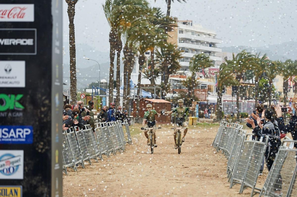 Vuelta a Ibiza BTT: Enrique Morcillo gana en su casa por primera vez
