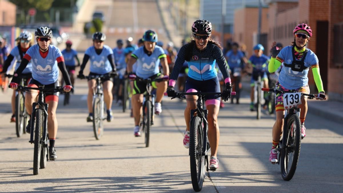 Vuelven las Quedadas Women in Bike de la RFEC