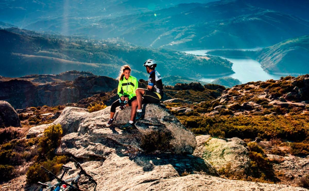 Xures Termal Bike: Ciclismo de montaña y termas de Caldaria