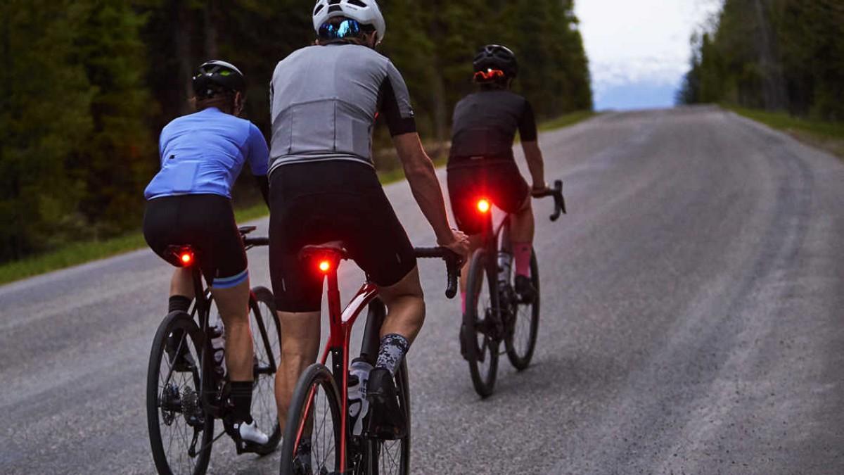 Ya puedes controlar las luces de tu bicicleta de forma remota