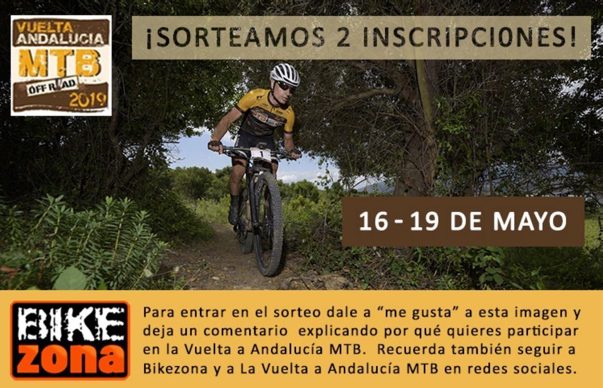 Ya puedes participar en el sorteo de dos inscripciones para la Vuelta a Andalucía