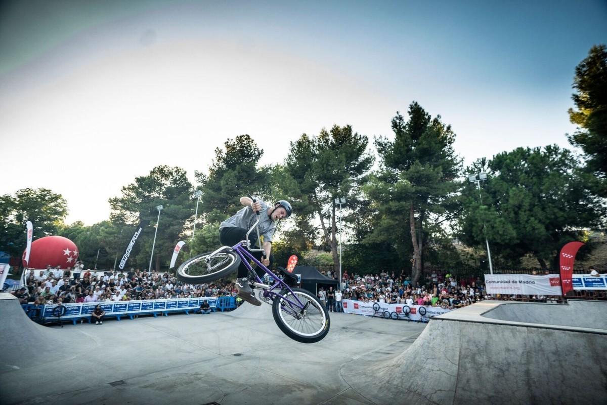 Ya se conocen los campeones de España de BMX Freestyle